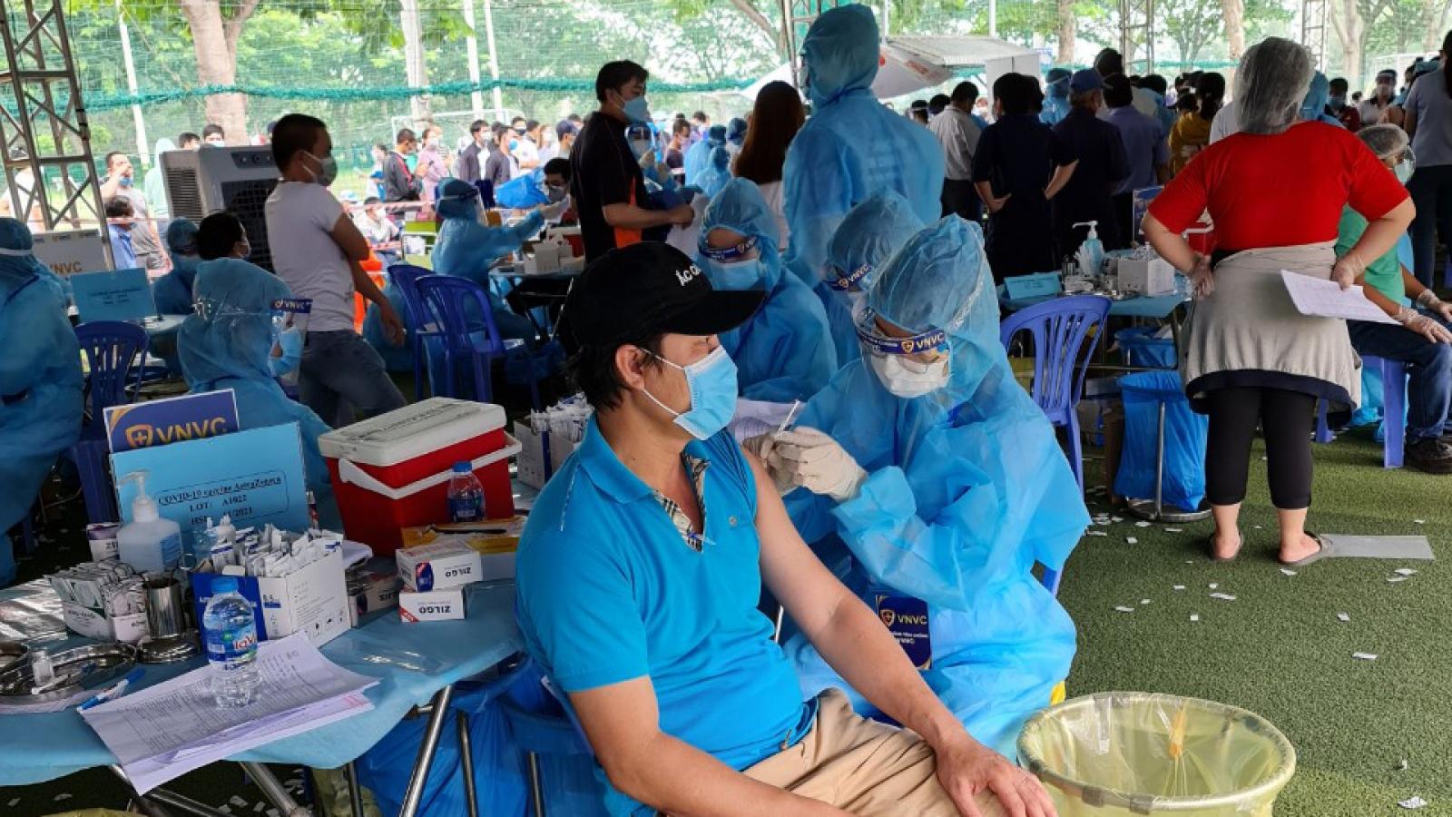 Bình Dương chuẩn bị tiêm 1 triệu liều vaccine Vero Cell cho người dân