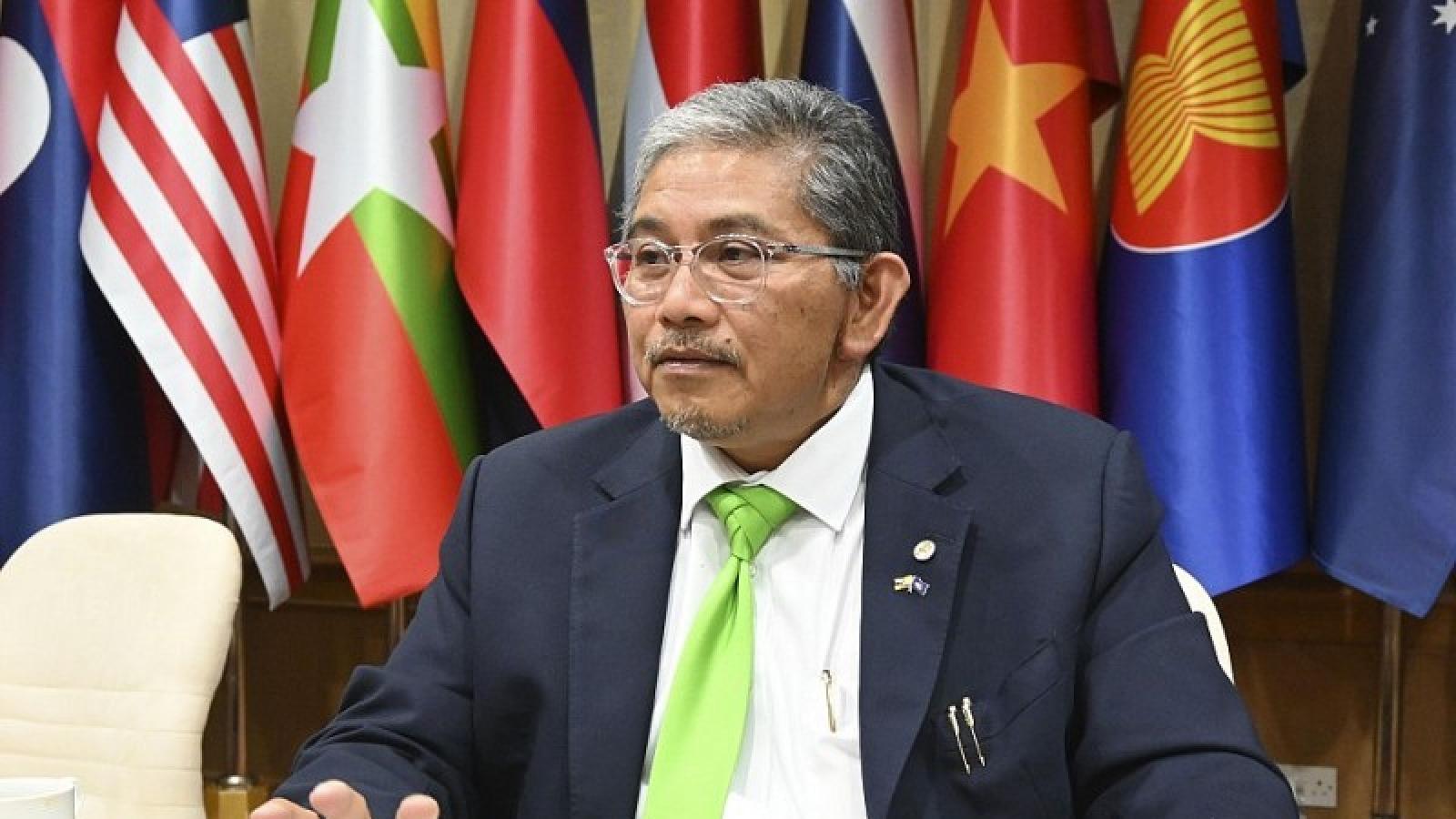 Chính quyền quân sựMyanmar chấp nhận đề xuất ngừng bắn của ASEAN