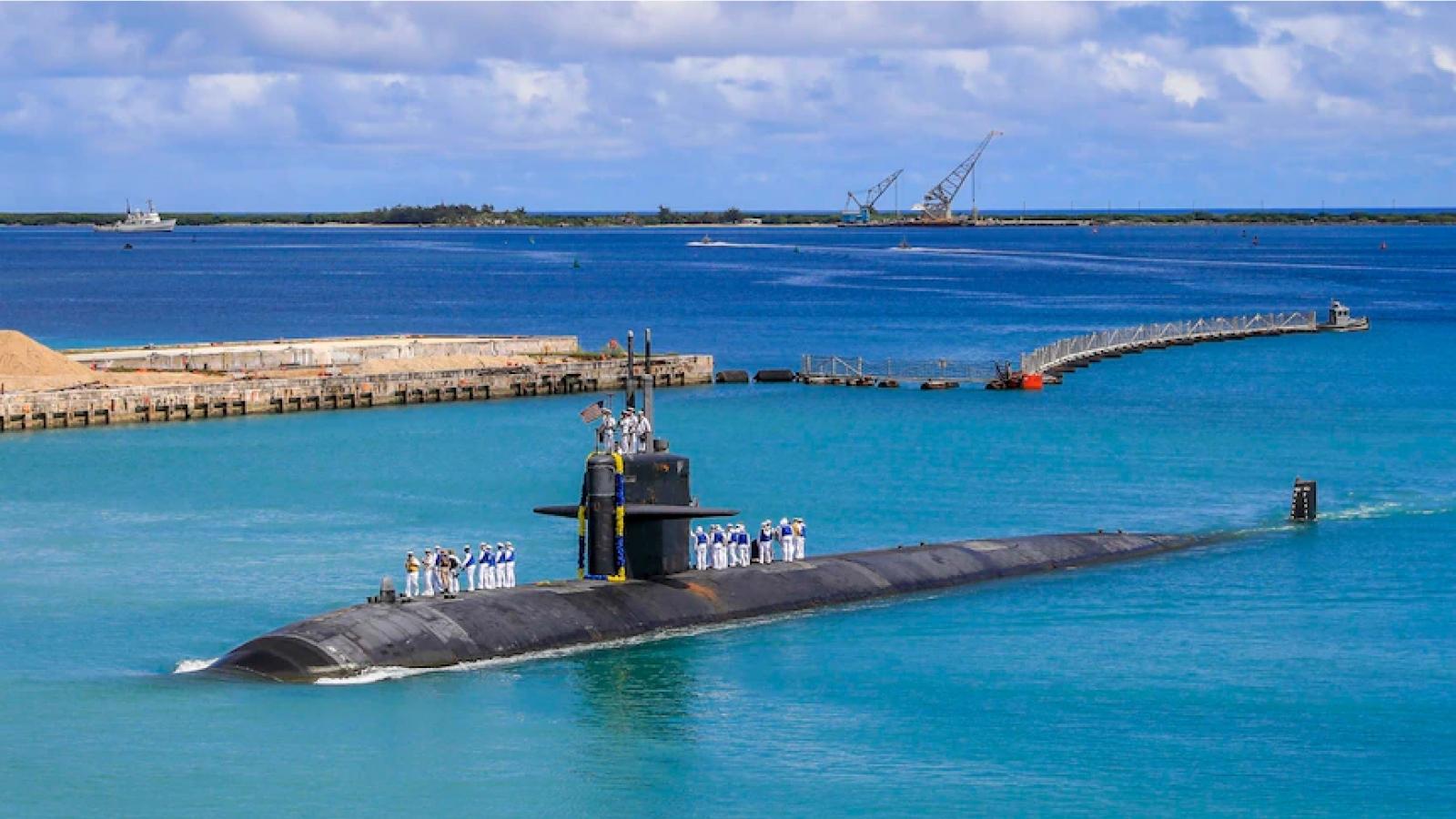 Australia xoa dịu các đối tác Đông Nam Á về dự án tàu ngầm năng lượng hạt nhân