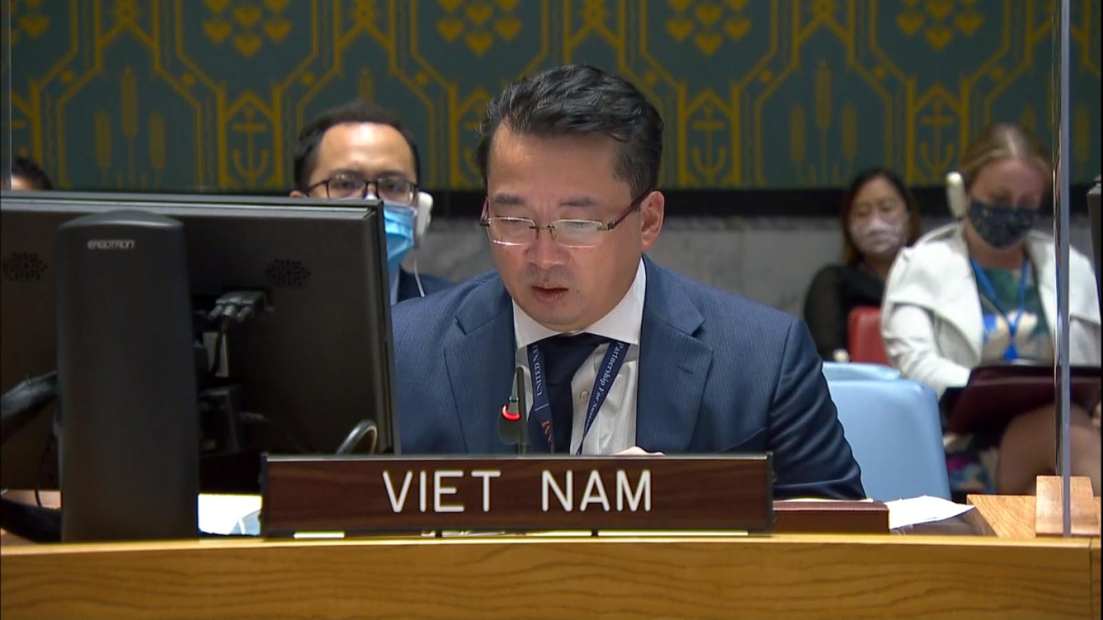 Việt Nam kêu gọi cộng đồng quốc tế tiếp tục hỗ trợ nhân đạo cho Sudan
