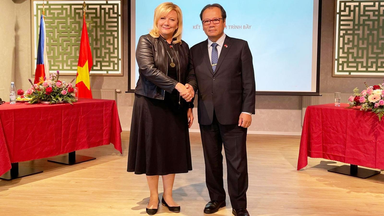EVFTA mở ra cơ hội hợp tác đầu tư phát triển kinh tế Việt - Séc hậu đại dịch