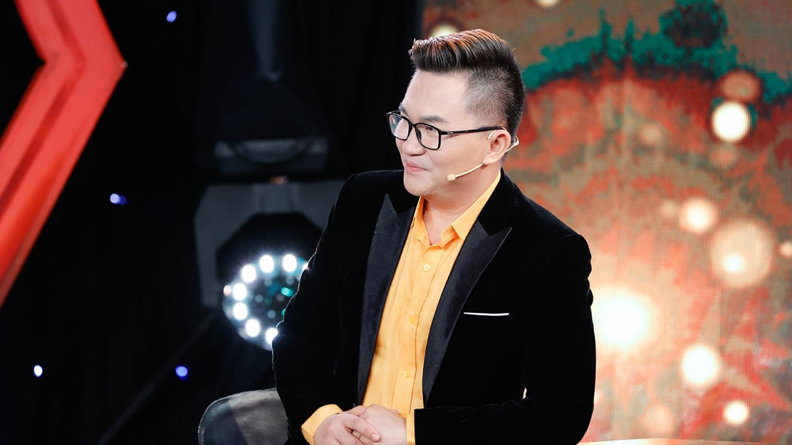 """MC Đại Nghĩa tiết lộ nhân vật nút thắt của """"Cây táo nở hoa"""""""
