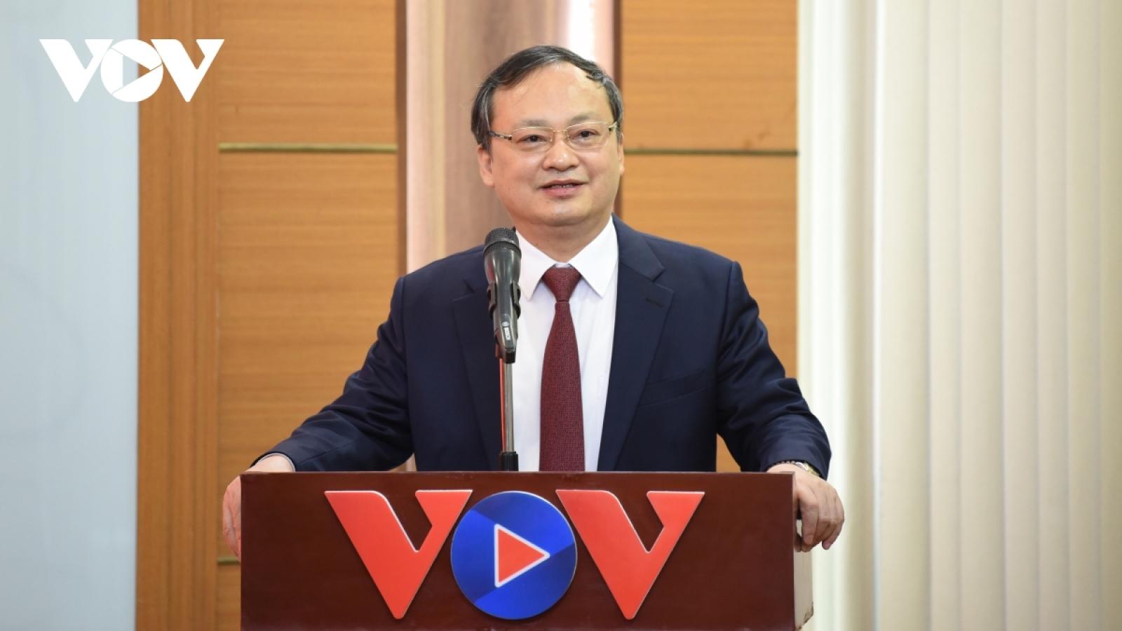 Tiếng nói Việt Nam76 năm đồng hành cùng dân tộc