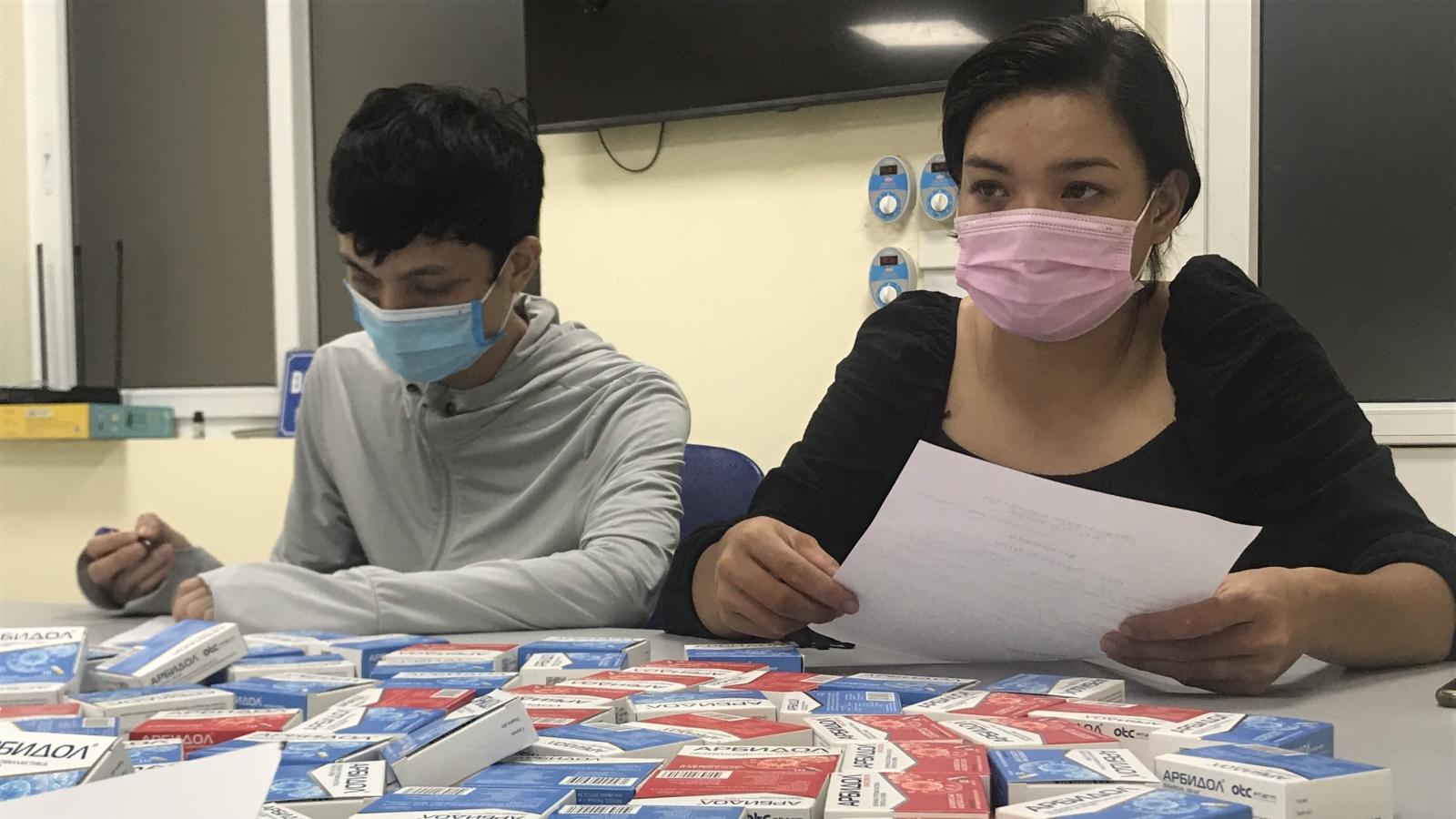 Phát hiện hàng nghìn viên thuốc điều trị Covid-19 nhập lậu tại Hà Nội
