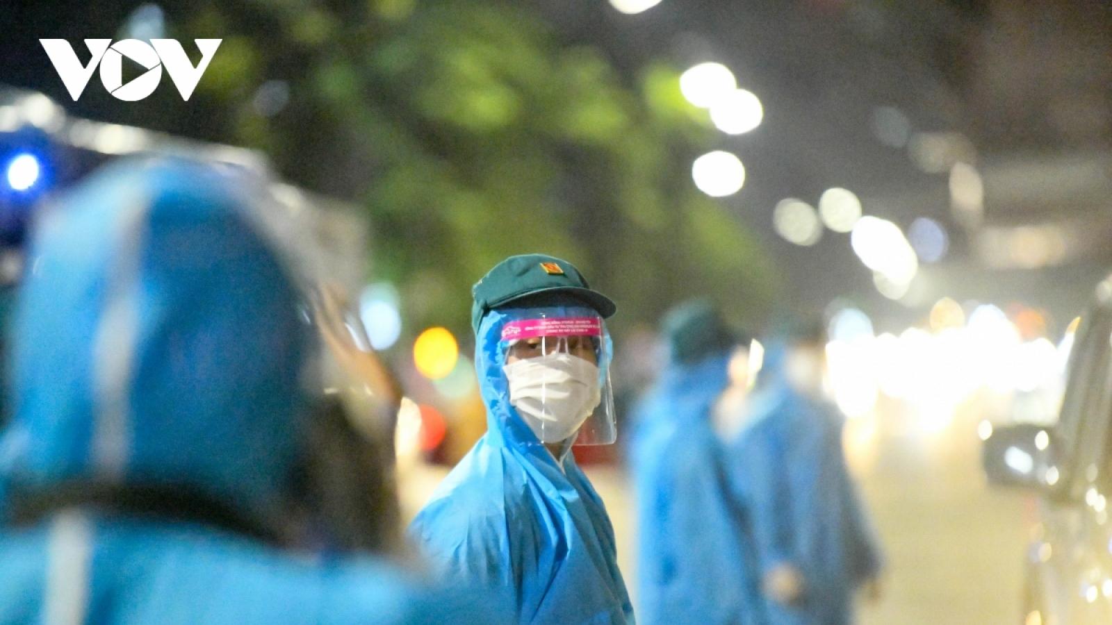 Sáng 5/9, Hà Nội có 6 ca dương tính với SARS-CoV-2, trong đó 1 ca ở cộng đồng