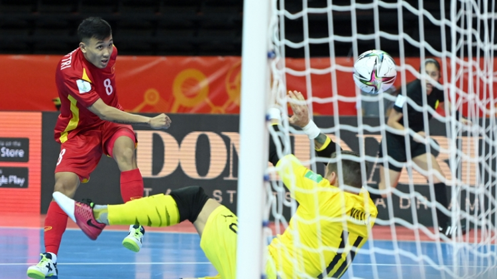 """Bầu Tú: """"ĐT Futsal Việt Nam đặt mục tiêu dự VCK World Cup 2024"""""""