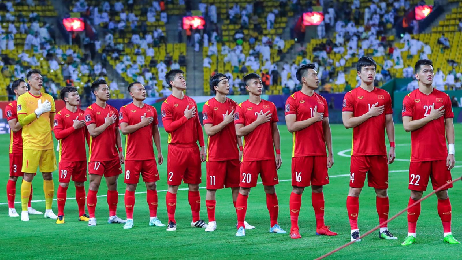 Lịch thi đấu của ĐT Việt Nam tại AFF Cup 2020