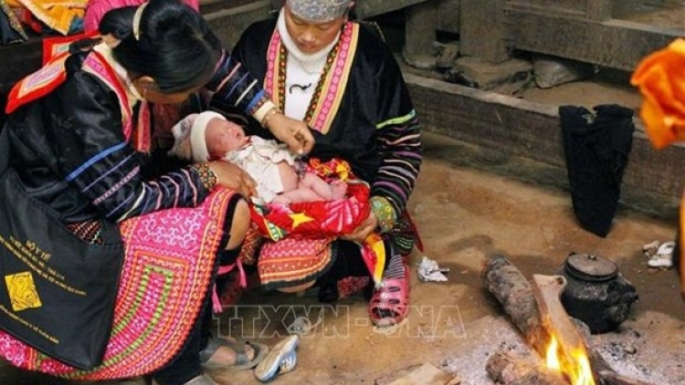 US$2 mil project to prevent maternal deaths in Vietnamese ethnic minority women