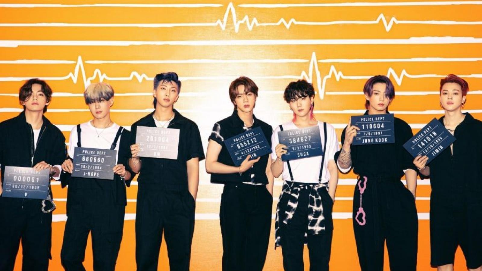 """MV """"Fake love"""" của BTS cán mốc 1 tỷ lượt xem, """"Butter"""" lội ngược dòng chiếm lĩnh Billboard"""