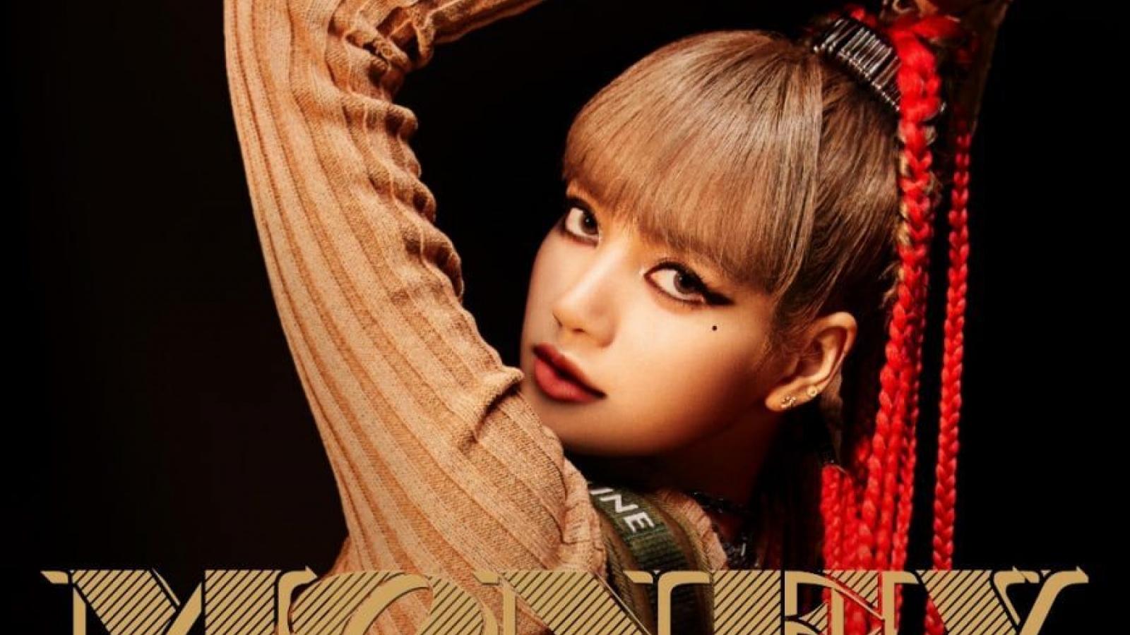 """Lisa (BLACKPINK) tung poster """"nhá hàng"""" MV solo thứ hai"""