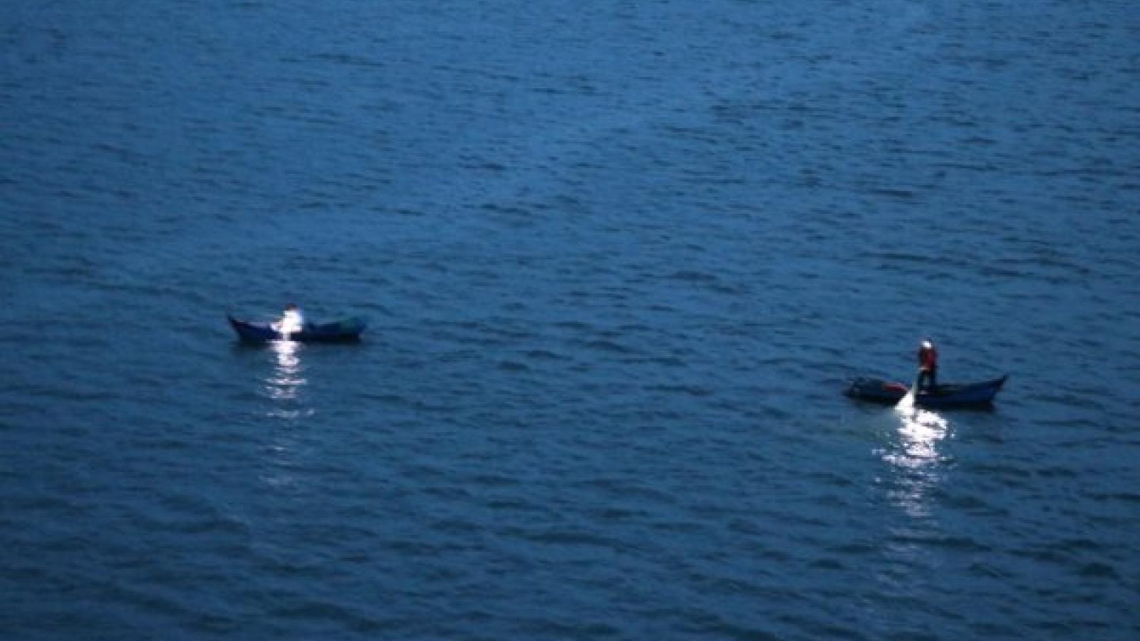 Hai em nhỏ đuối nước trên sông Ba (tỉnh Phú Yên)