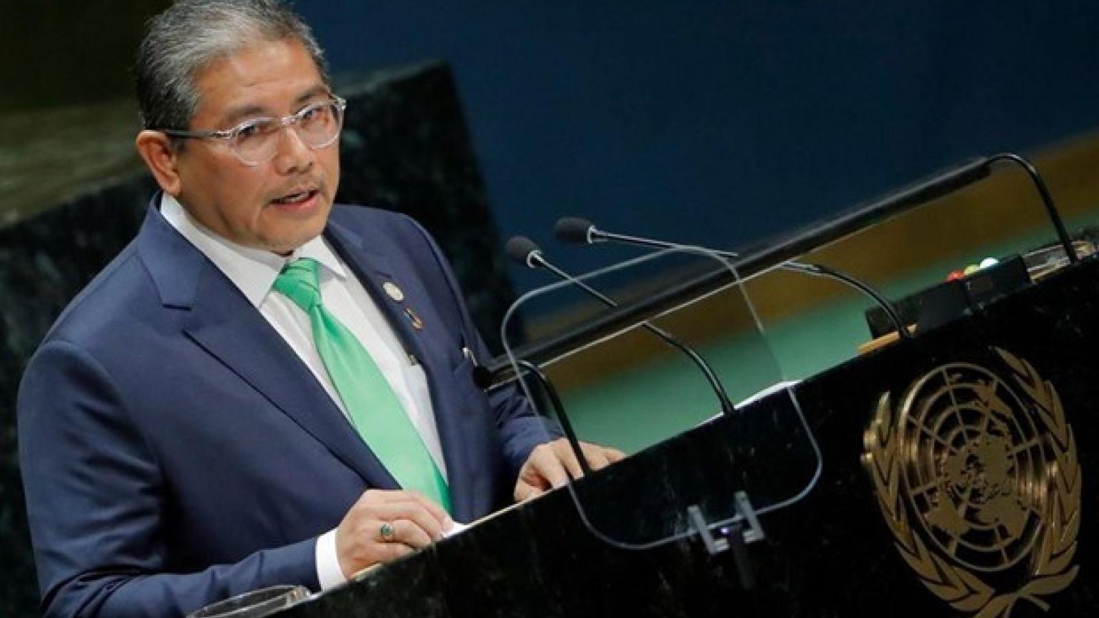 Đặc phái viên ASEAN đề nghị đàm phán với Hội đồng quân sự Myanmar