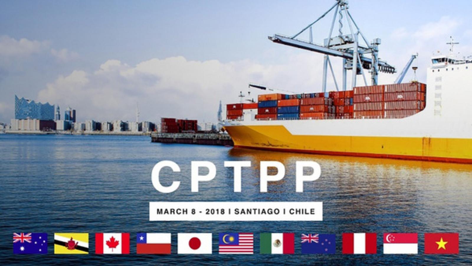 Dư luận về việc Trung Quốc xin gia nhập CPTPP