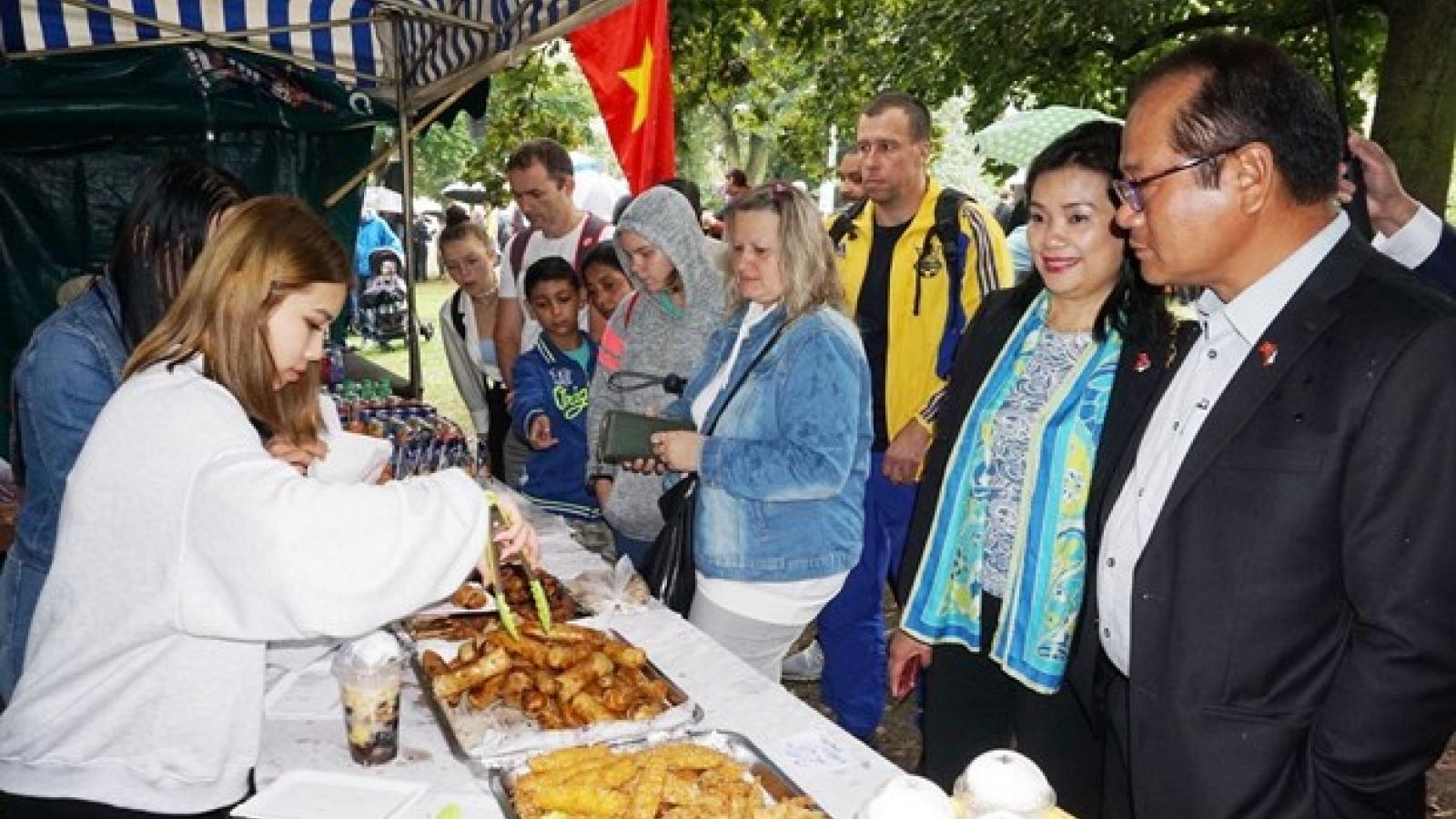 Vietnamese expats in Czech Republic join Colourful Planet Festival