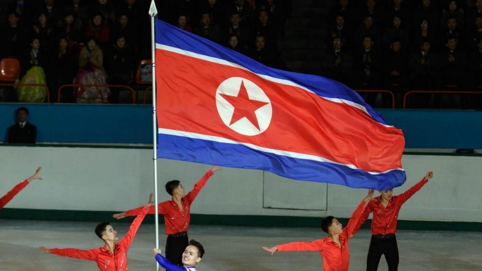 IOC đình chỉ tư cách Ủy ban Olympic Quốc gia của Triều Tiên đến cuối năm 2022