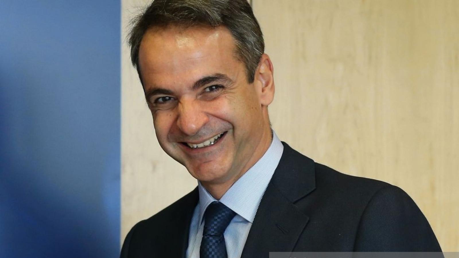 """Thủ tướng Hy Lạp: Thổ Nhĩ Kỳ là """"đối tác quan trọng"""" trong vấn đề di cư"""