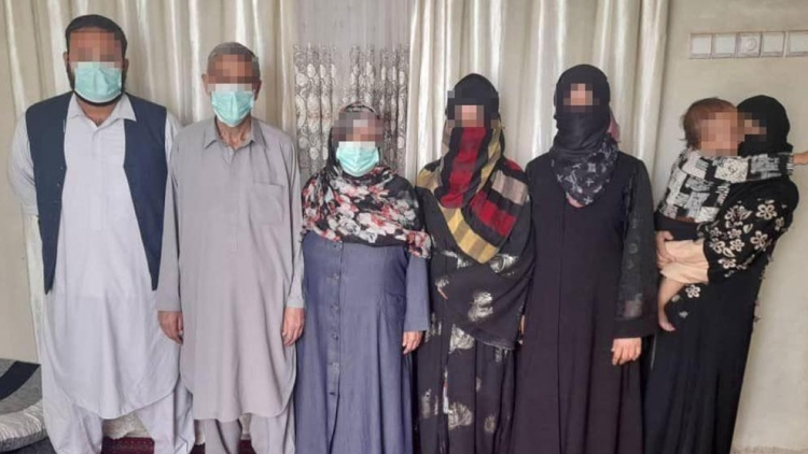 Người Duy Ngô Nhĩ ở Afghanistan lo ngại bị Taliban trục xuất về Trung Quốc