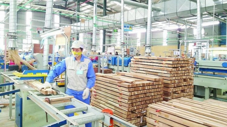 Positive signs of Vietnamese wood exports to US