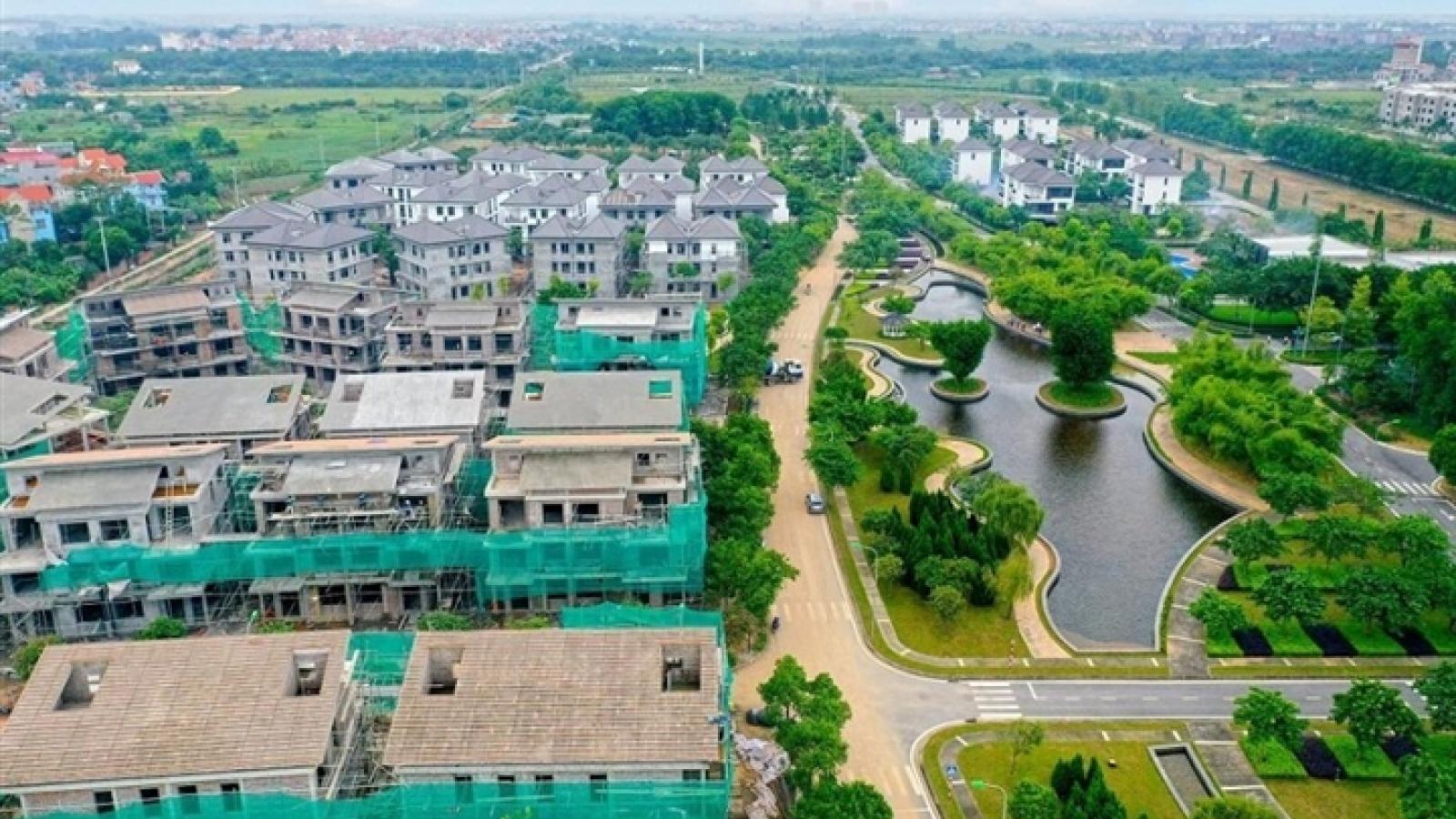Vì sao giá đất nền ven đô và nội đô Hà Nội ngày càng thu hẹp khoảng cách?