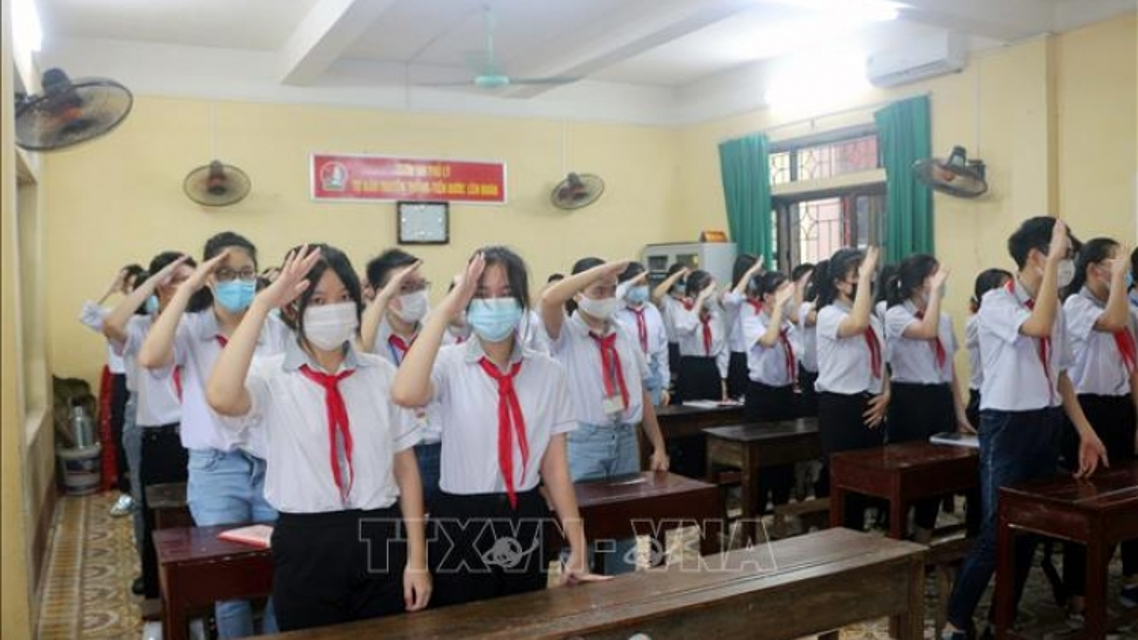 Hà Nam tiếp tục cho học sinh nghỉ học từ 27/9 và chuyển sang học trực tuyến