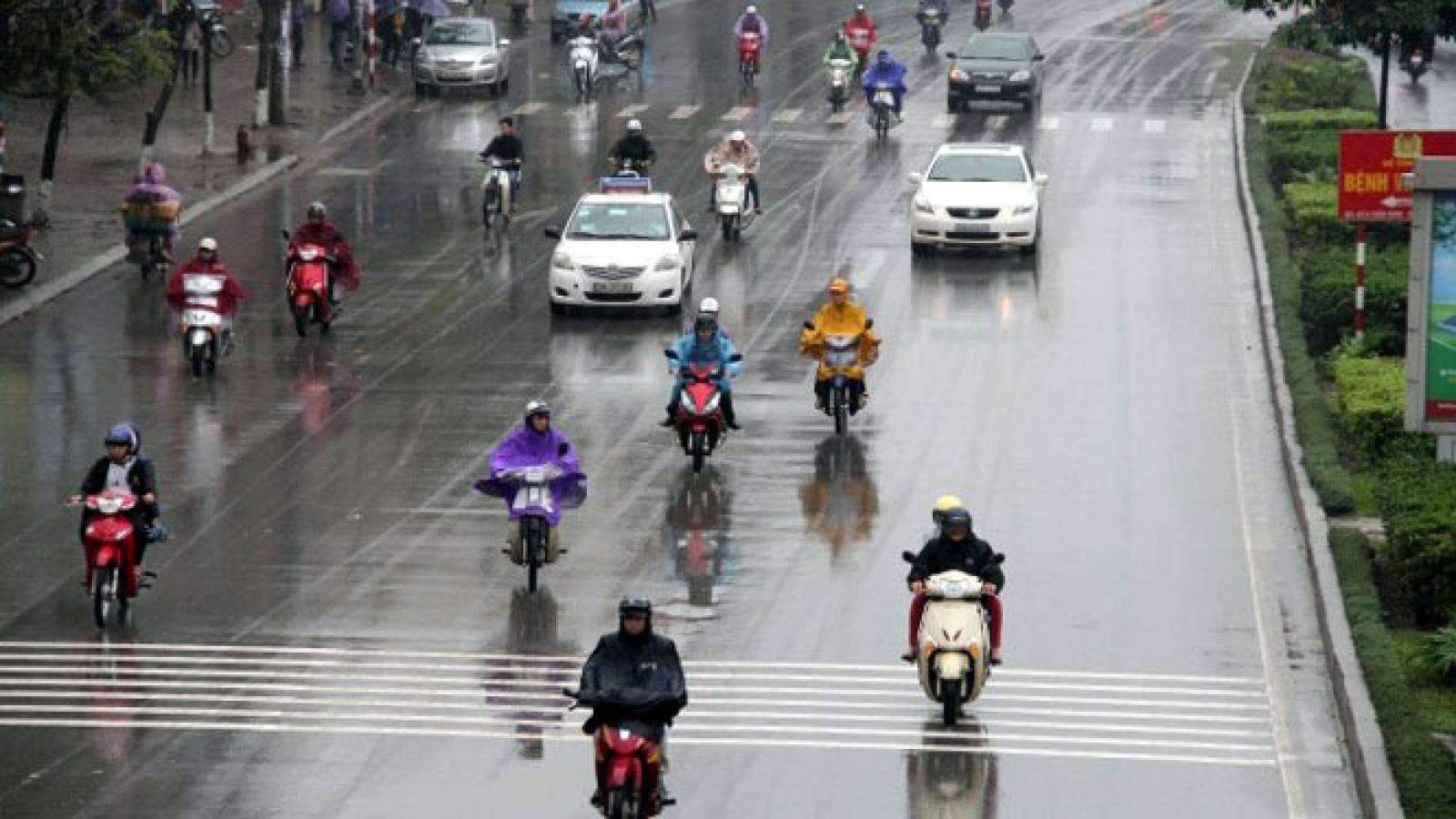 Thời tiết hôm nay: Tiếp tục có mưa và dông ở nhiều nơi trên cả nước