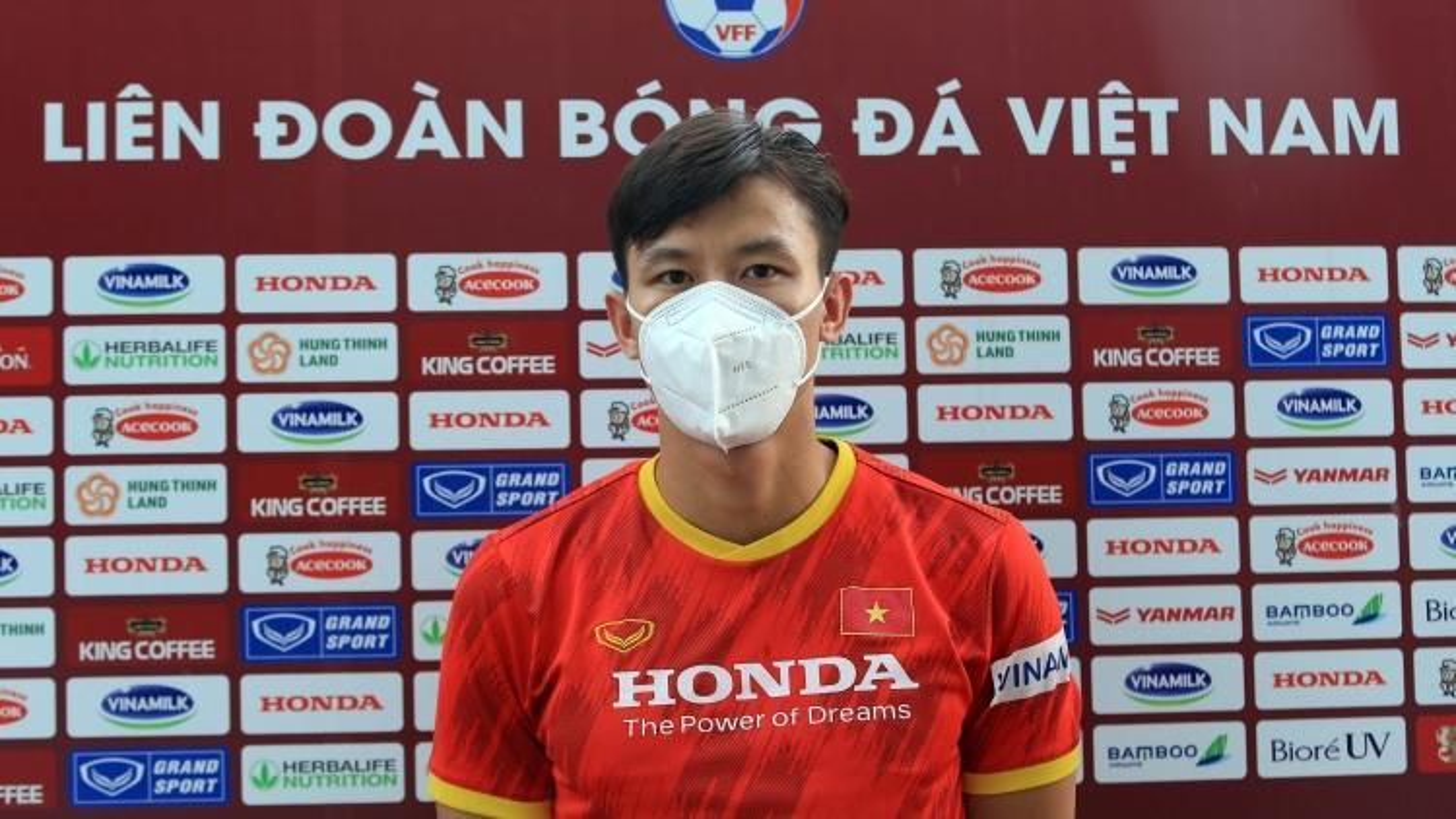 Quế Ngọc Hải mong Văn Lâm sớm trở lại ĐT Việt Nam
