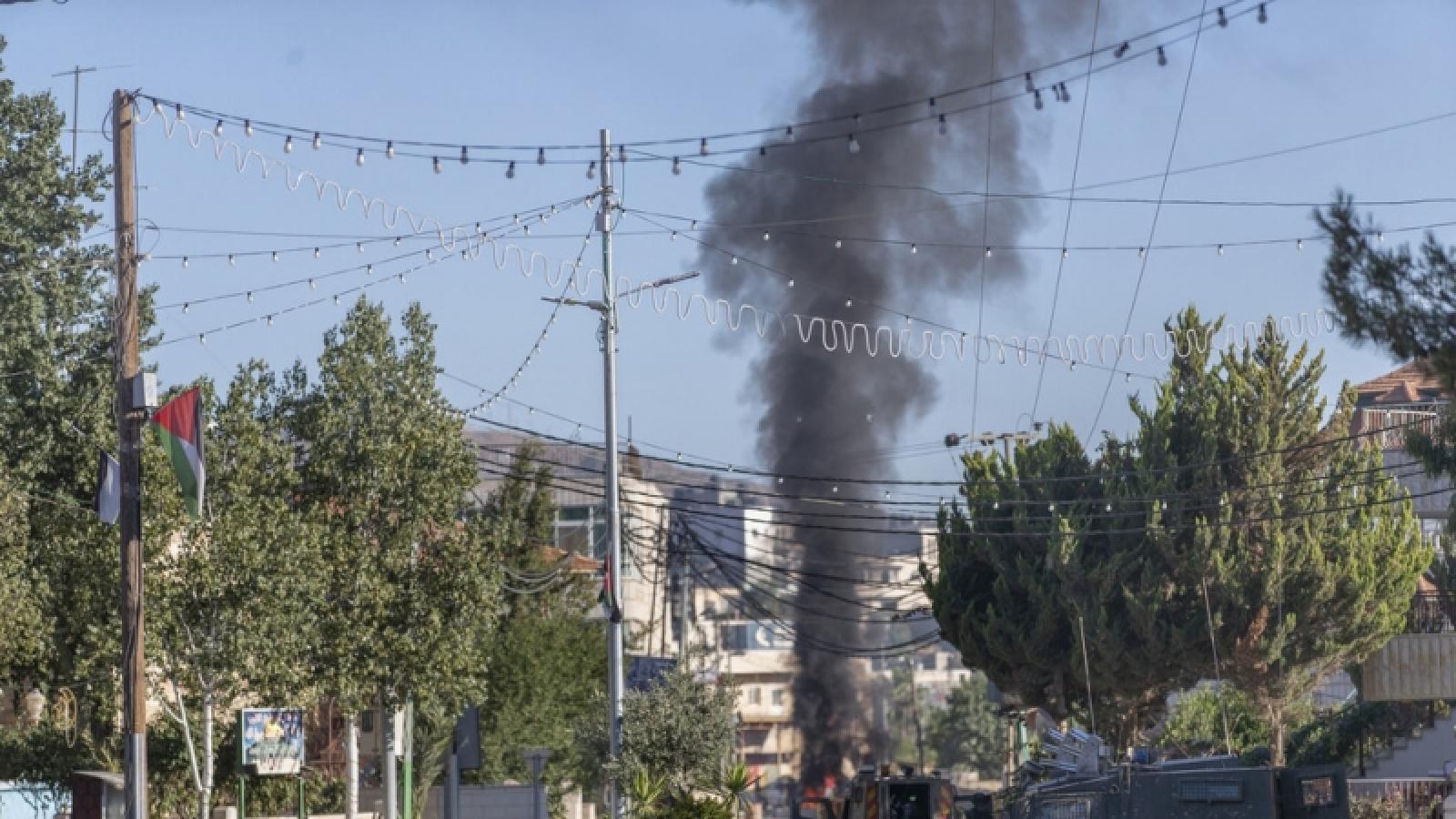 Hamas kêu gọi leo thang phản kháng Israel
