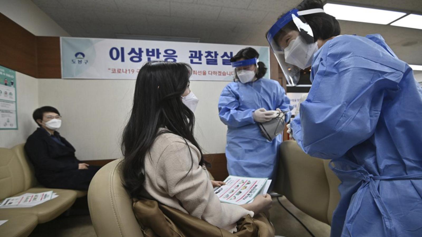 Học sinh và giáo viên ở Hàn Quốc được tiêm phòng vaccine Covid-19 như thế nào?
