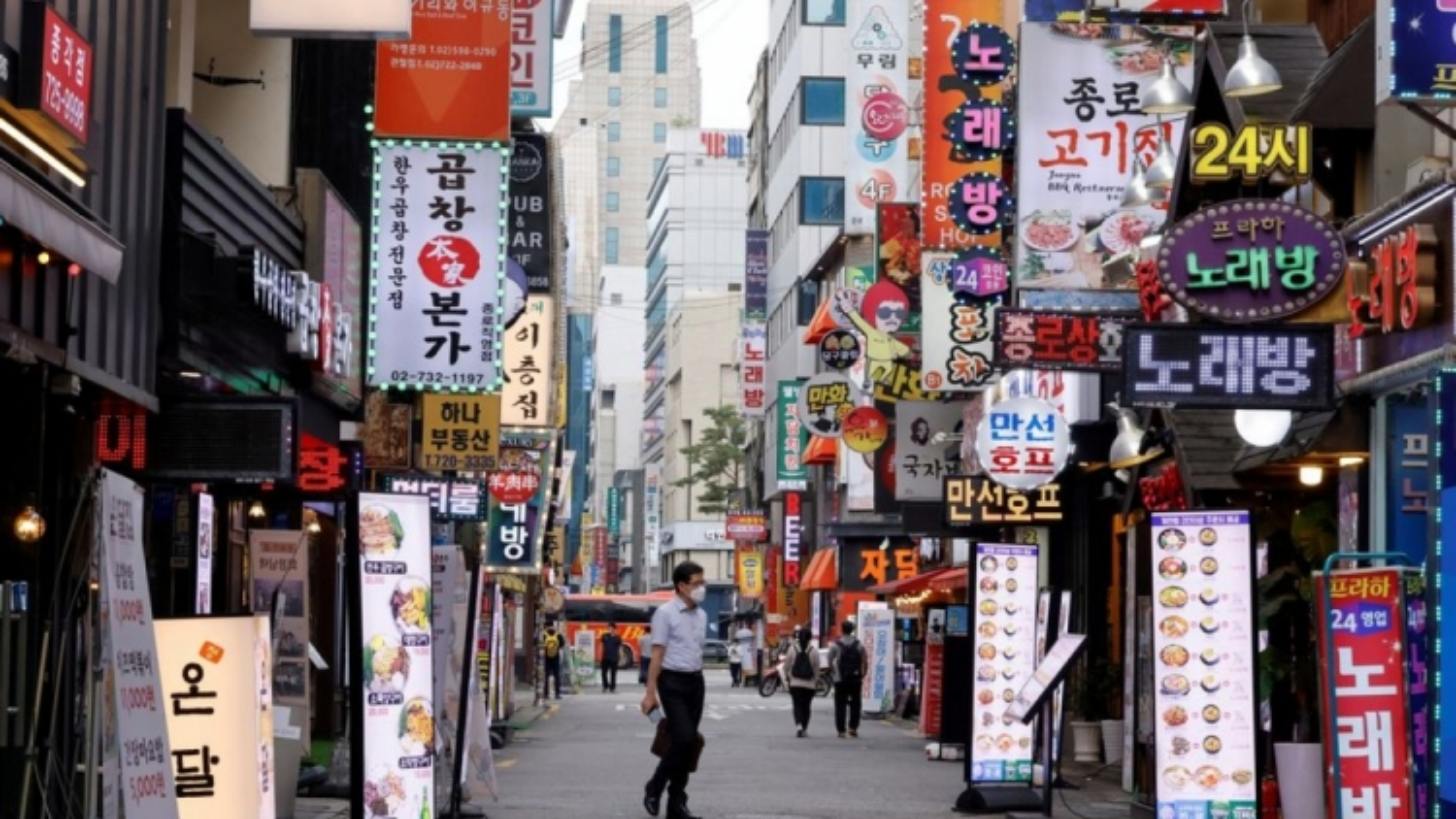 Số ca nhiễm Covid-19 mới tại Hàn Quốc đạt kỷ lục từ đầu dịch