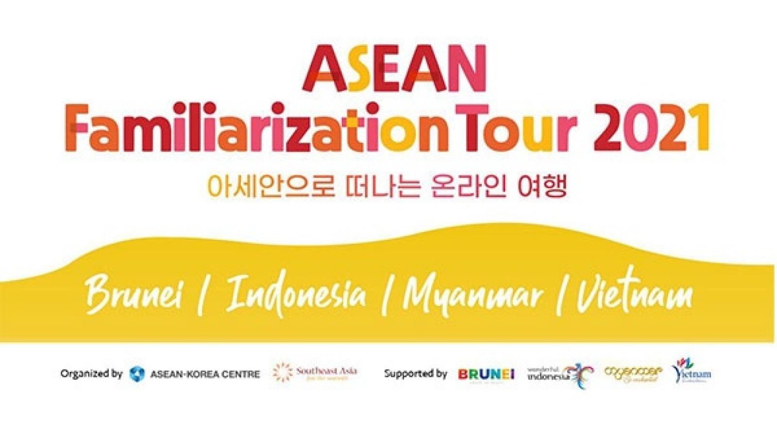 Vietnam tourism to be shown at ASEAN Familiarization Tour 2021