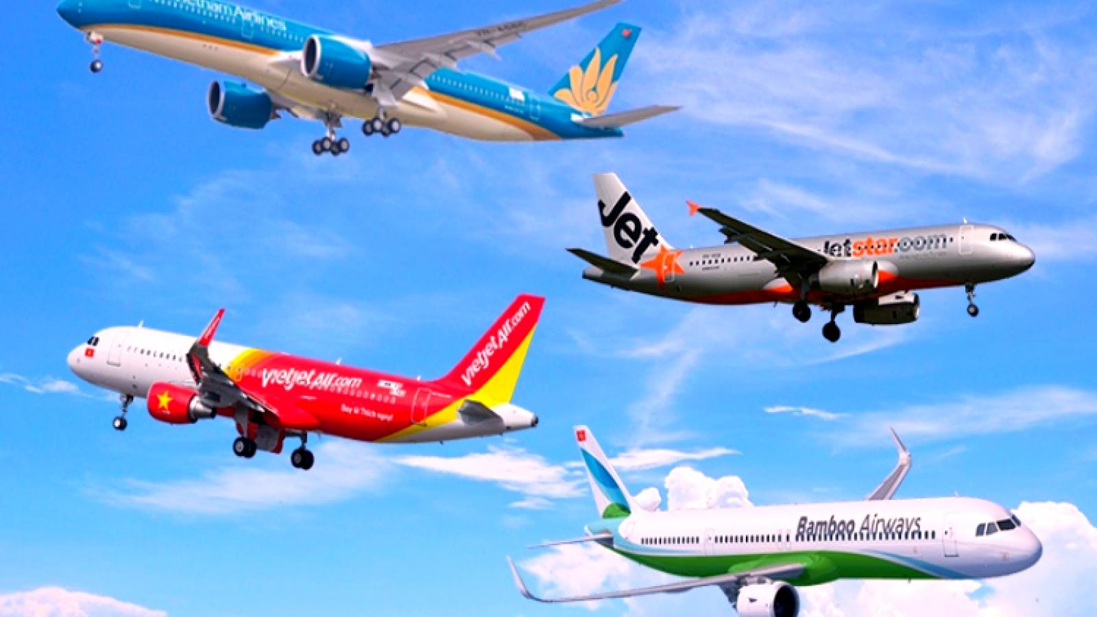 Cần công bằng trong hỗ trợ các hãng bay