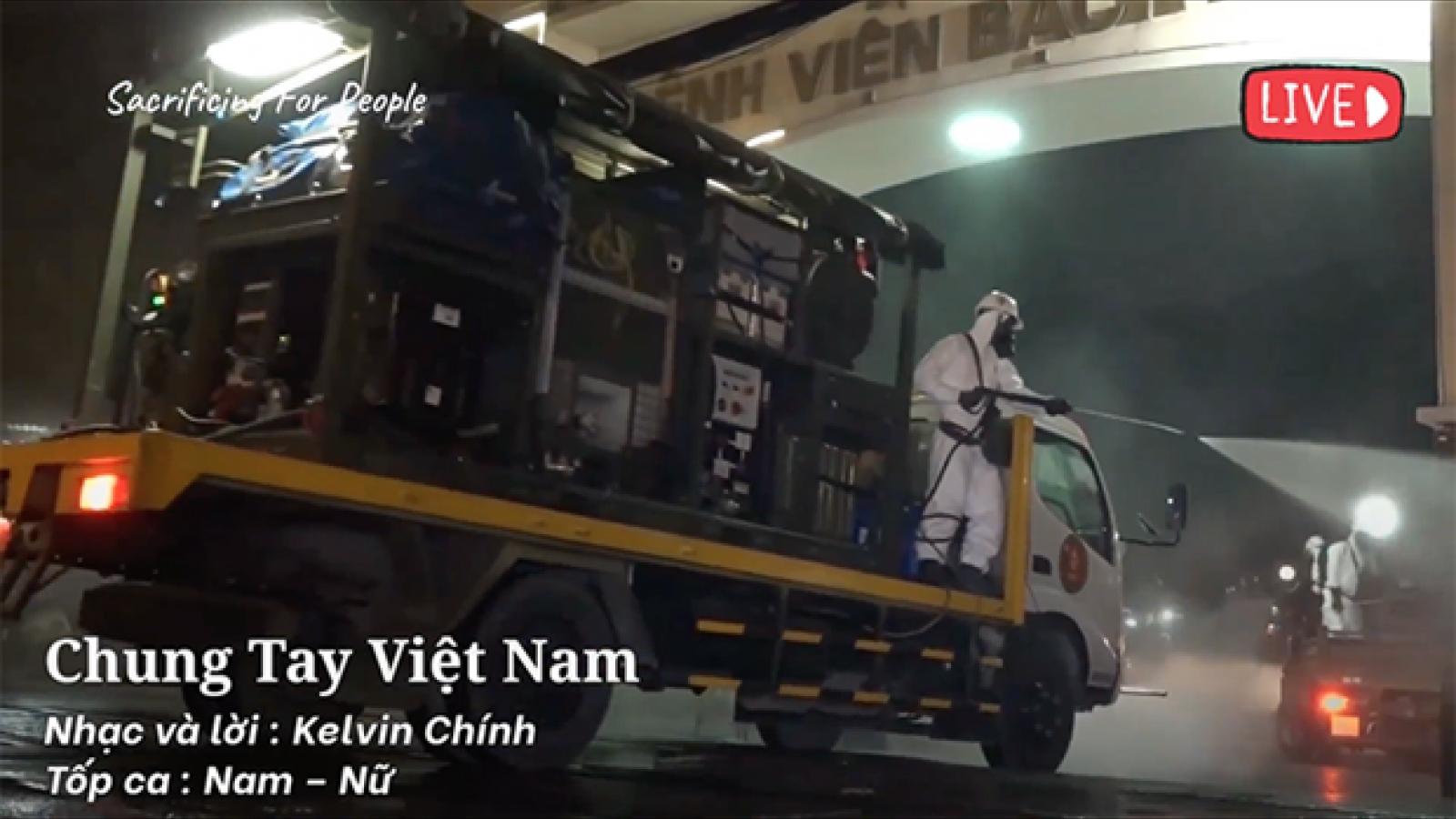 Hanoi releases songs encouraging COVID-19 fight
