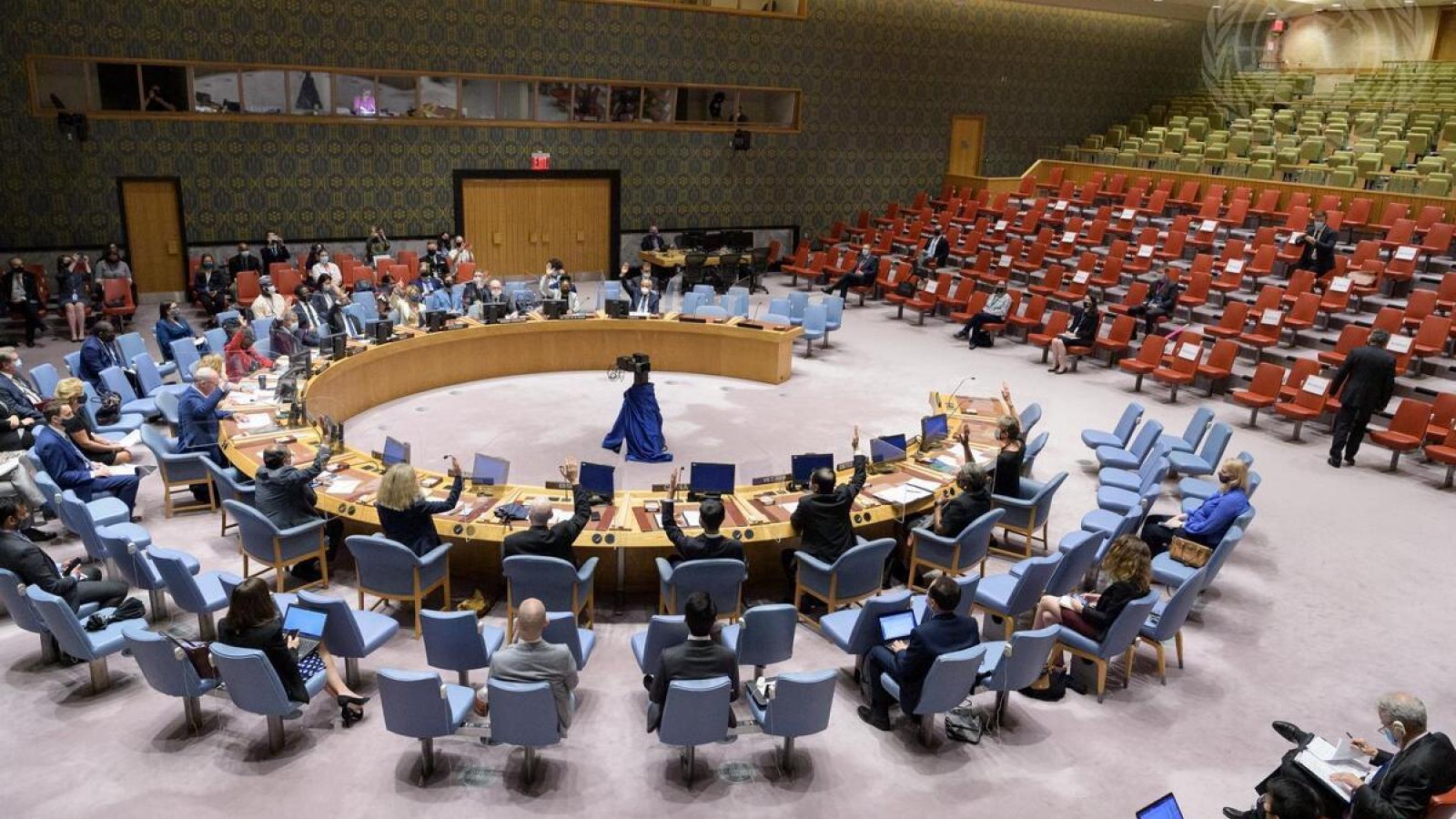 HĐBA thảo luận về Afghanistan, thông qua Nghị quyết về các tiến trình chuyển tiếp
