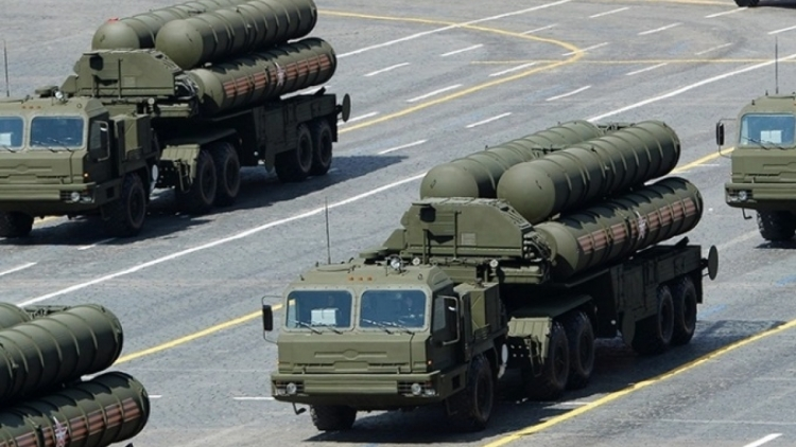 Không ngại Mỹ, Thổ Nhĩ Kỳ tính mua thêm S-400 của Nga