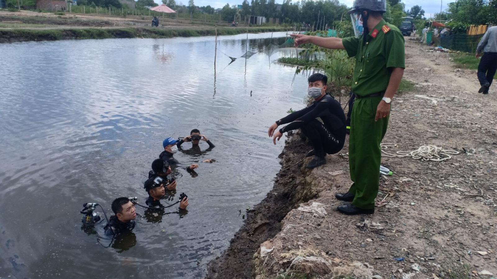 Bị truy đuổi do nghi trộm chó, nam thanh niên đuối nước vì nhảy xuống kênh