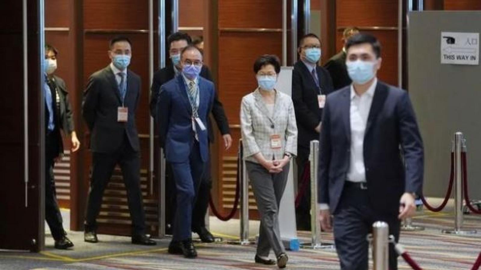 Hong Kong (Trung Quốc) lần đầu bỏ phiếu sau cải cách bầu cử