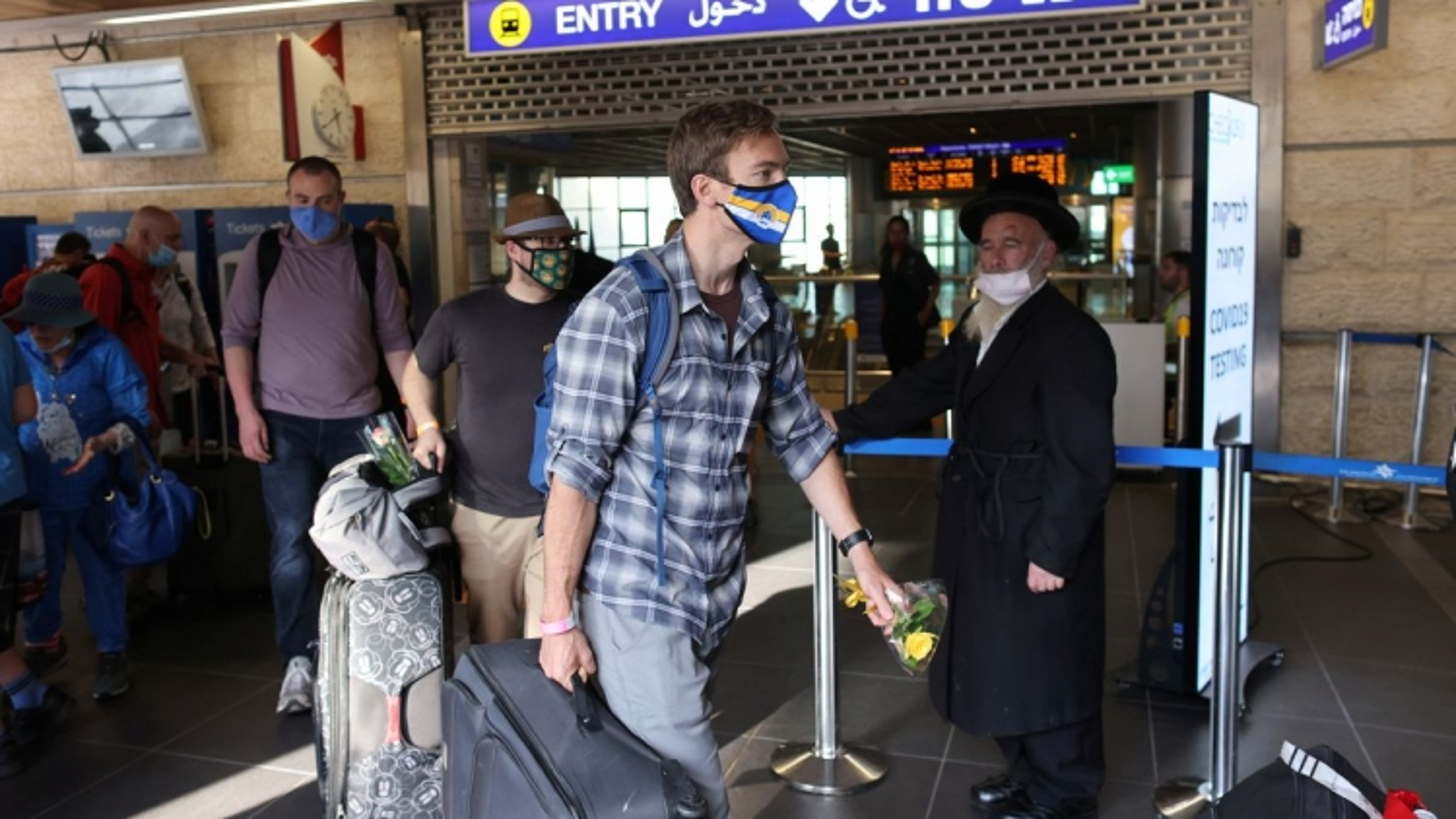Israel thử nghiệm đón khách quốc tế đi theo nhóm
