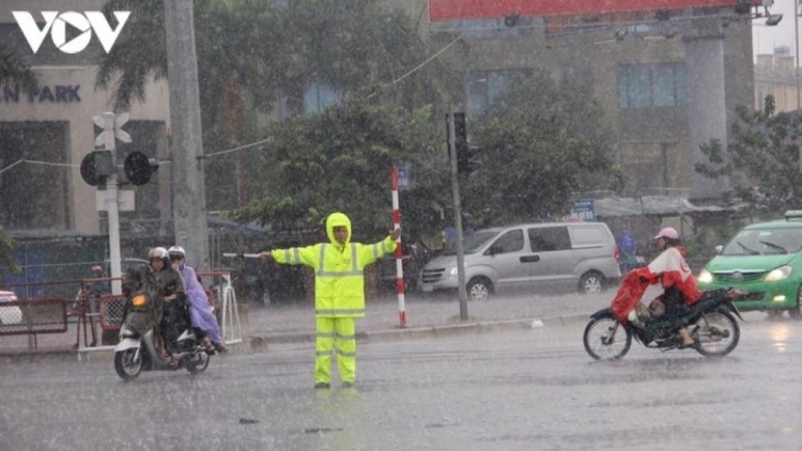 Dự báo thời tiết ngày 16/9: Bắc Bộ và Bắc Trung Bộ có mưa dông