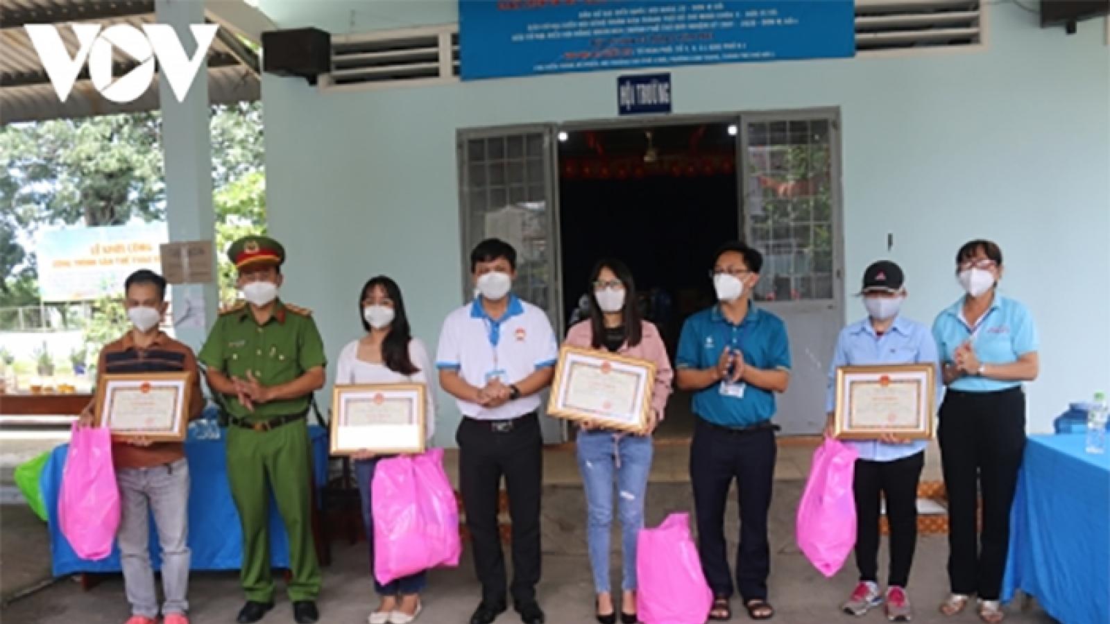 Hơn 1.300 hộ dân khó khăn ở phường Linh Trung từ chối nhận hỗ trợ của TP.HCM