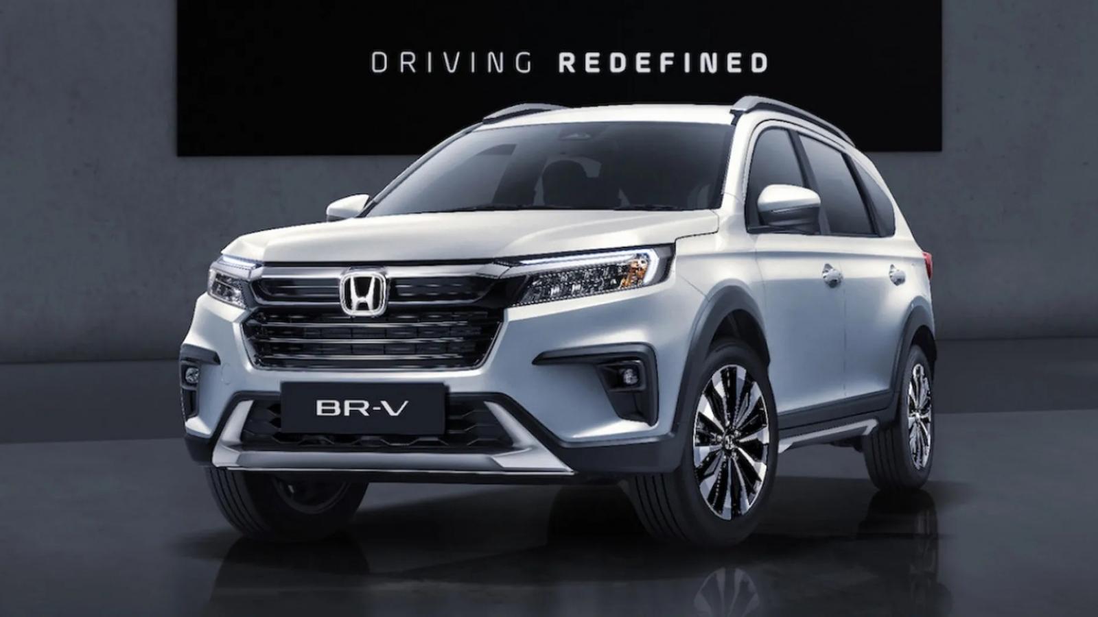 Honda BR-V thế hệ mới ra mắt, dựa trên concept N7X