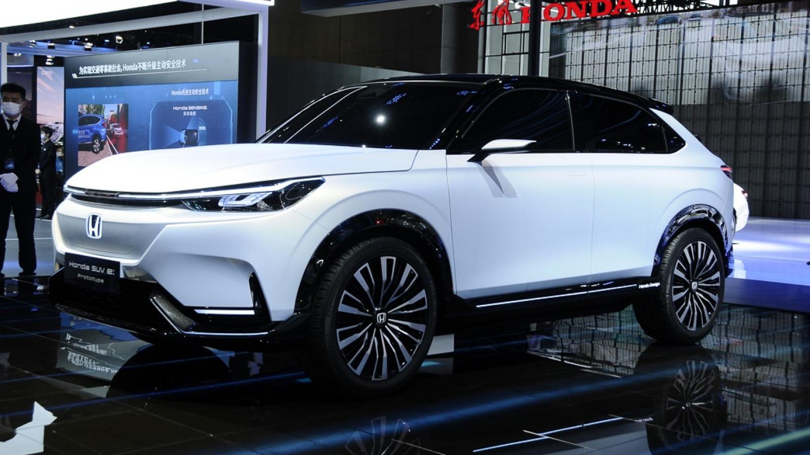 Honda và General Motors hợp tác chia sẻ phụ tùng xe điện