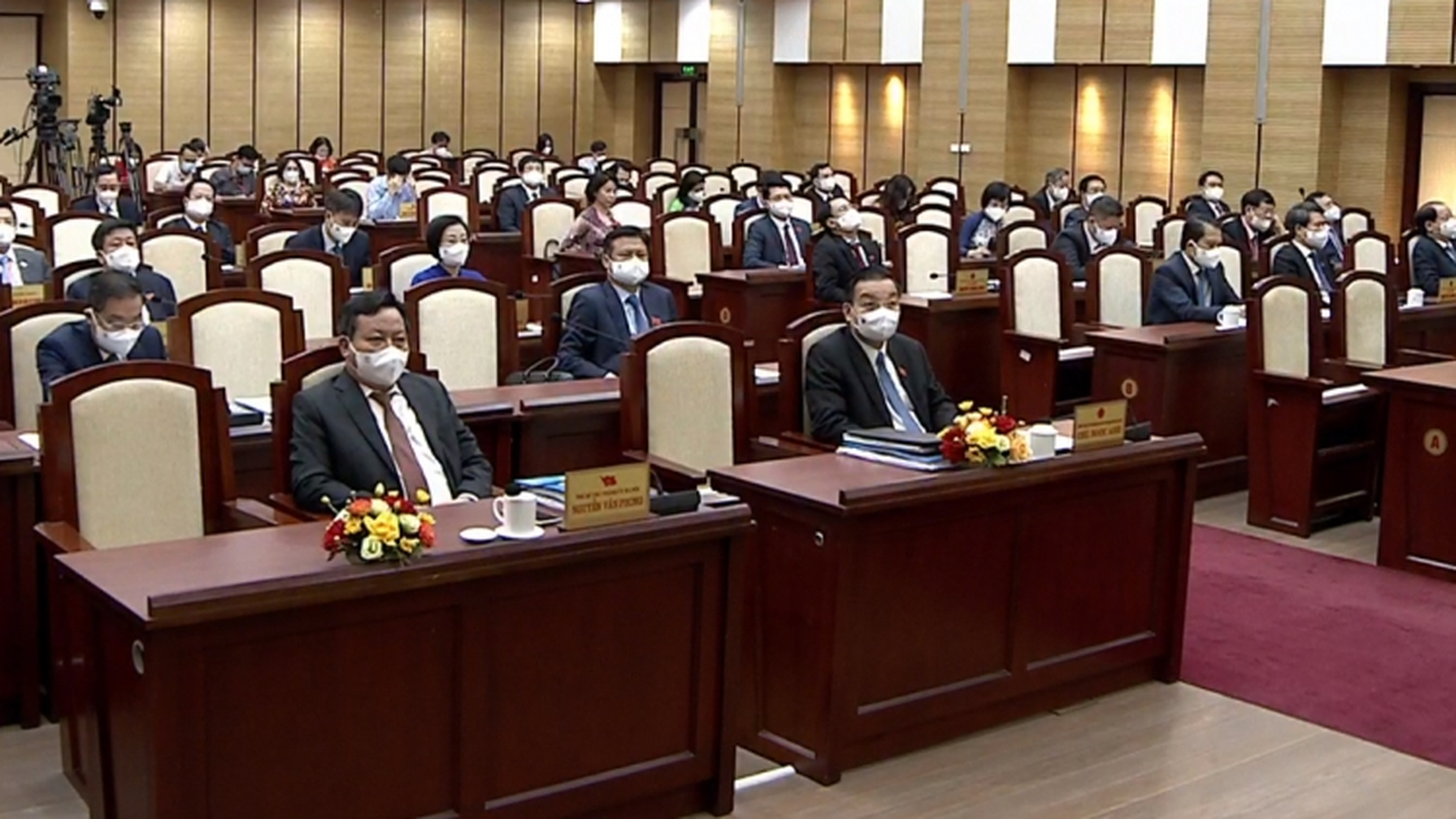 Hà Nội điều chỉnh 17 dự án thu hồi đất năm 2021