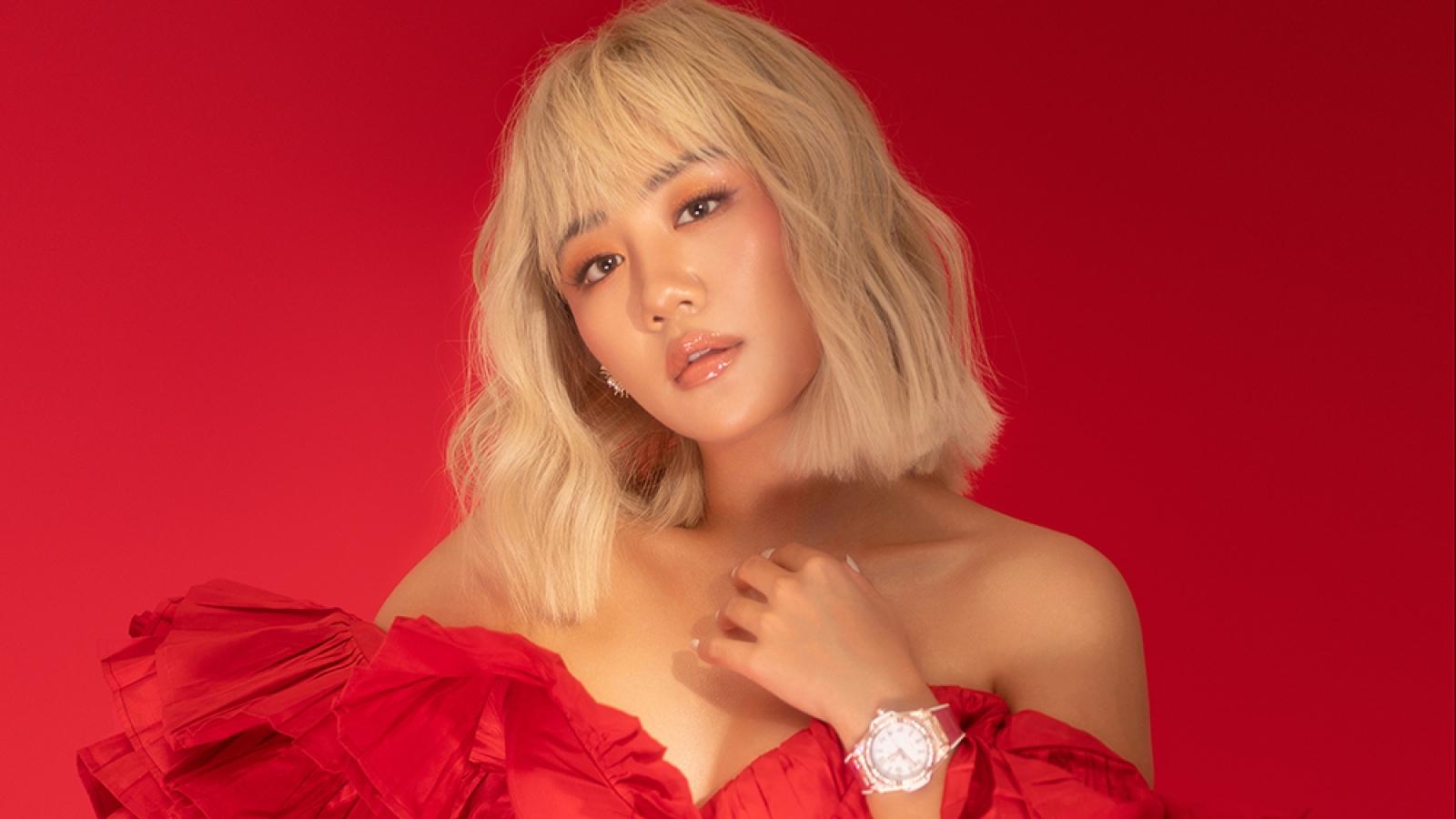 Hit của Văn Mai Hương bất ngờ gây sốt trở lại nhờ bản remix kết hợp với Haozi vàRinV