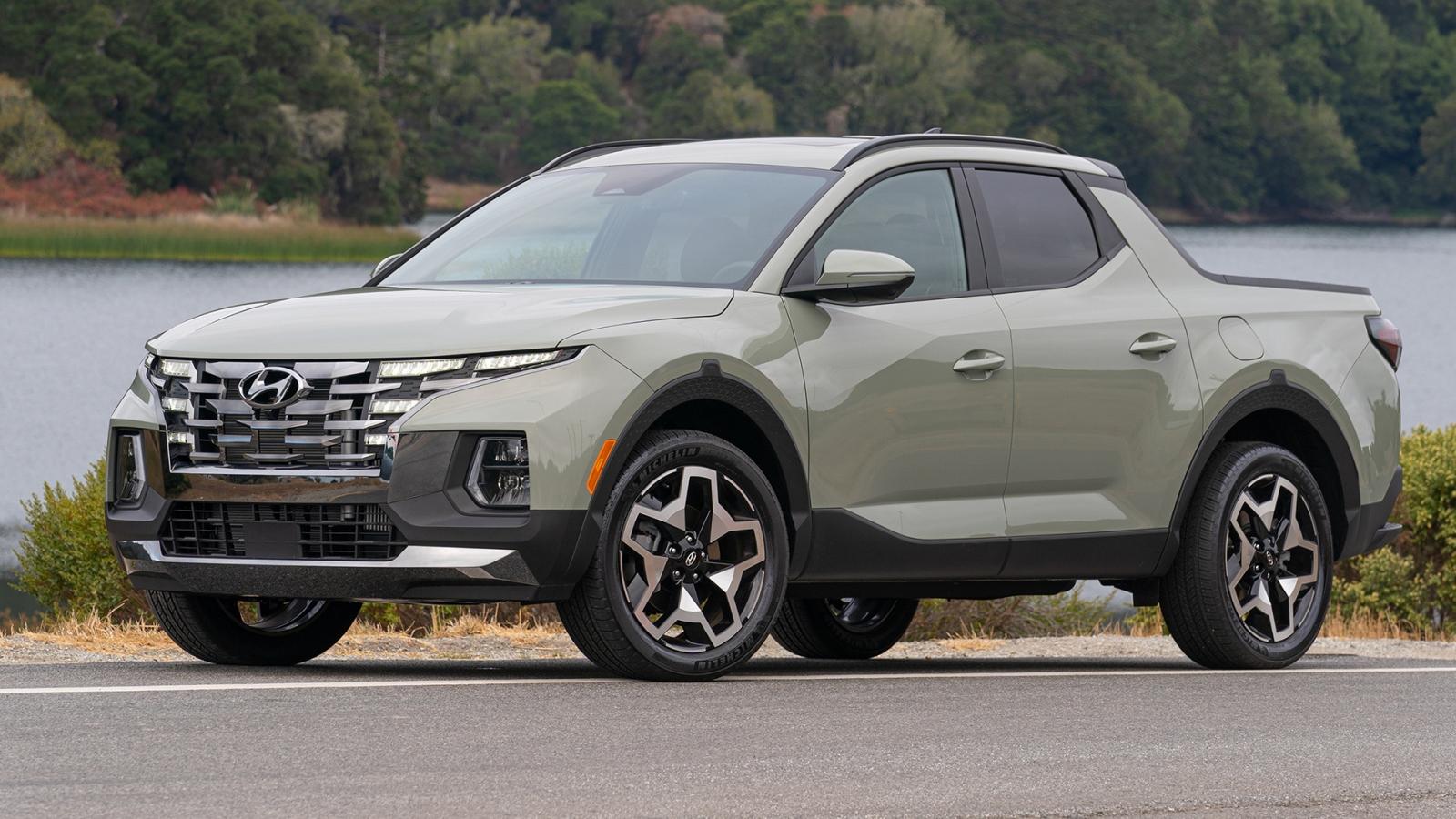 Xe bán tải của Hyundai trở thành mẫu xe bán nhanh nhất tại Mỹ