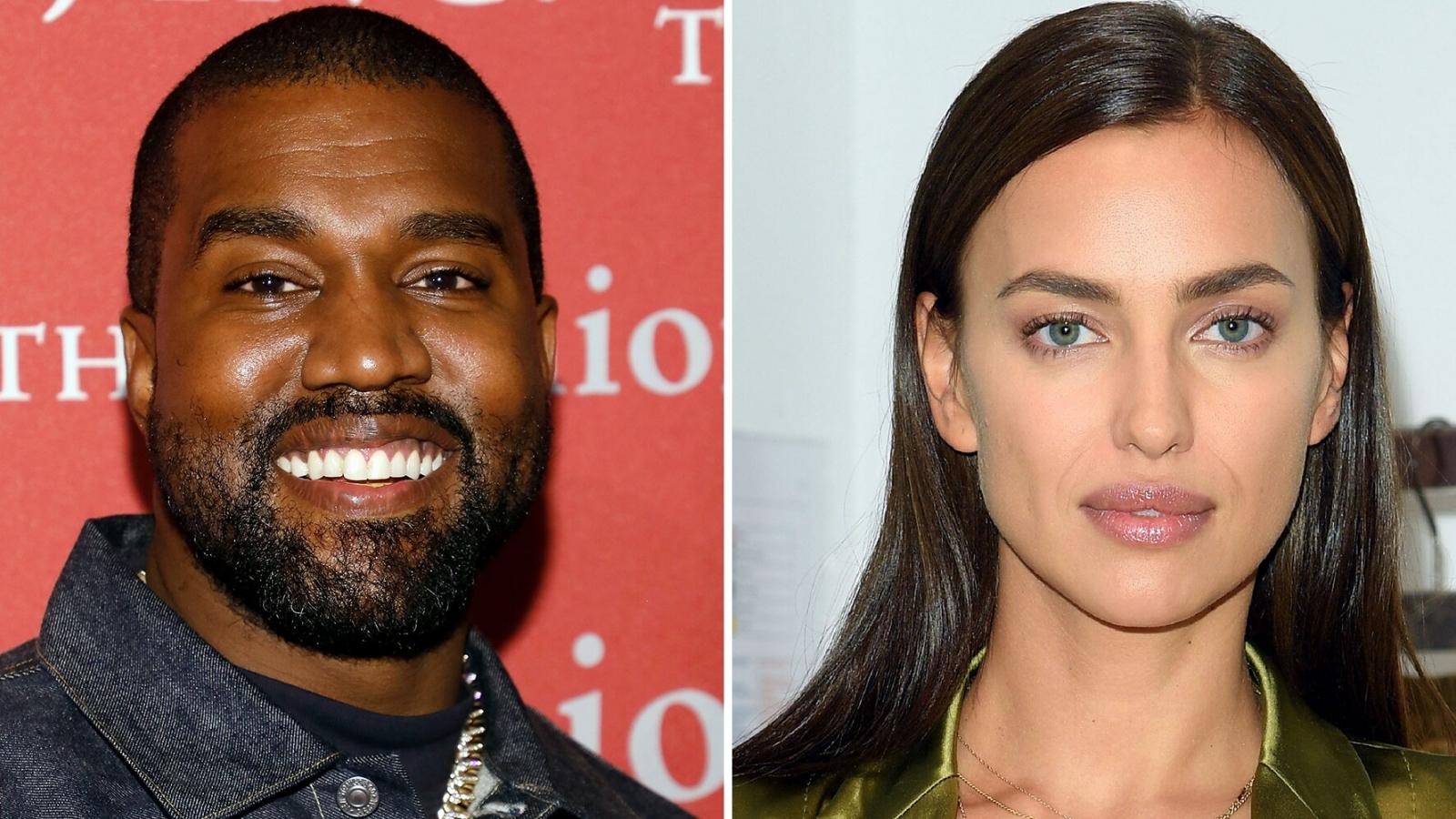 Siêu mẫu Irina Shayk thẳng thắn phản hồi trước tin đồn hẹn hò Kanye West