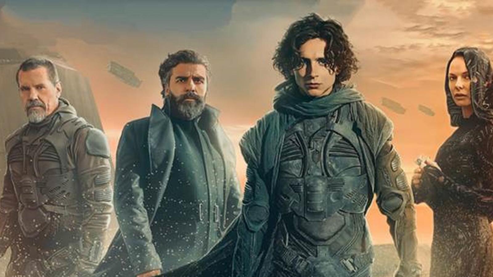 """Bom tấn viễn tưởng """"Dune"""" nhận loạt đánh giá tích cực từ LHP Venice"""