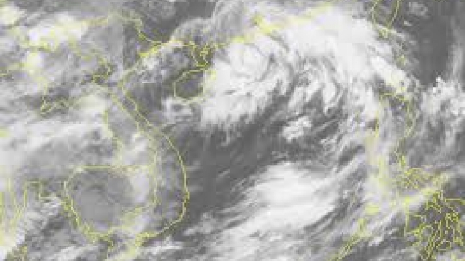 Biển Đông chuẩn bị xuất hiện áp thấp nhiệt đới hướng vào miền Trung