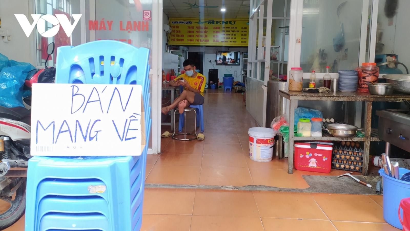 Hà Nội mở cửa một số dịch vụ từ 12h00 ngày 16/9 tại một số địa bàn
