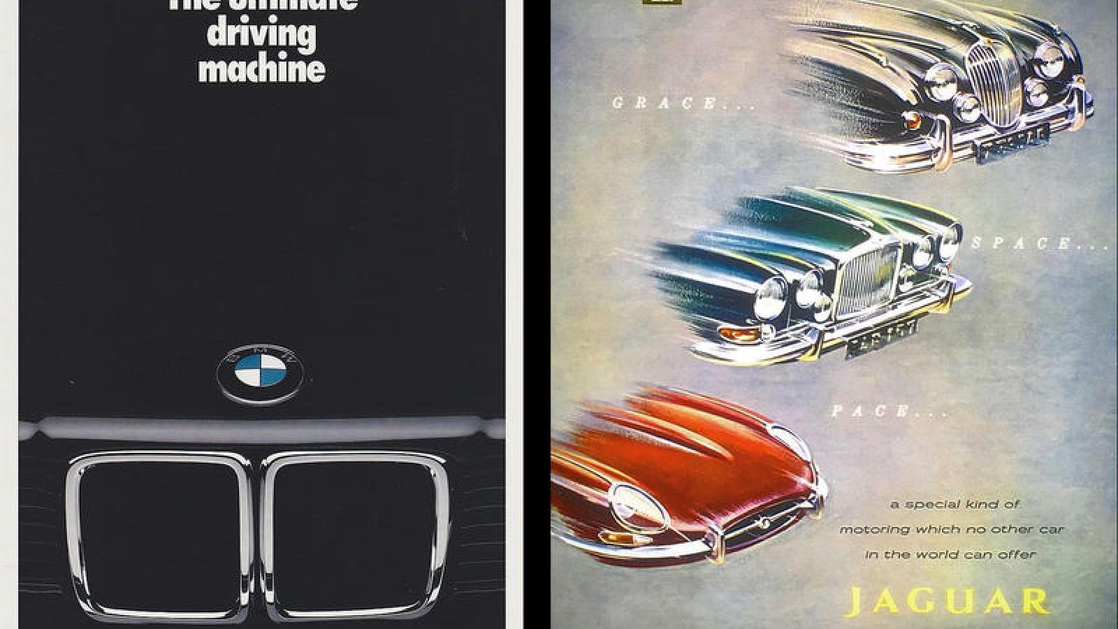 Những khẩu hiệu quảng cáo nổi tiếng nhất của các hãng ô tô