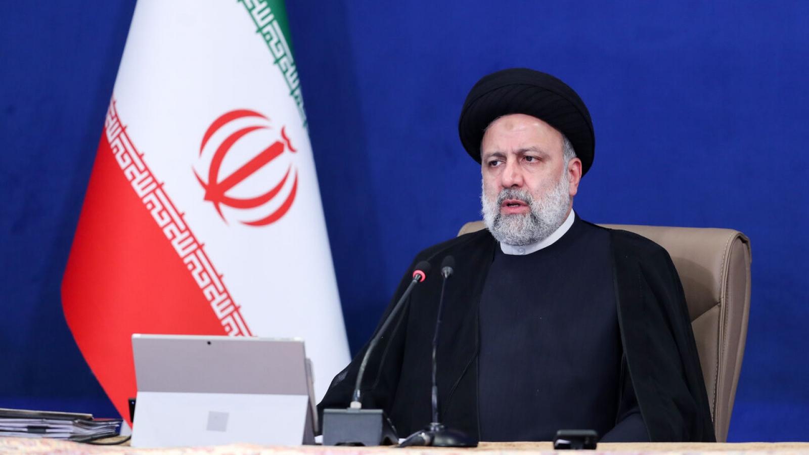 Iran ưu tiên mở rộng quan hệ với toàn bộ các nước trong khu vực